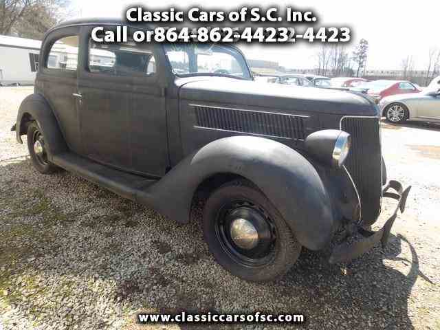 1936 Ford Deluxe | 888592