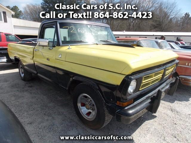 1972 Ford F100 | 888593