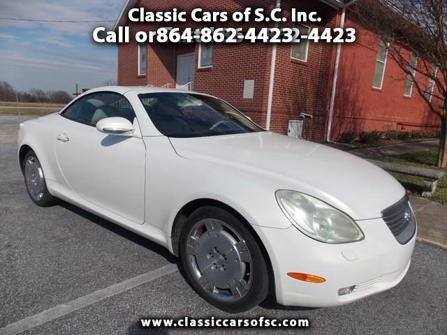 2002 Lexus SC400   888595