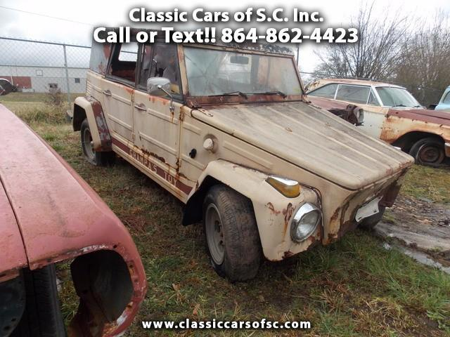 1973 Volkswagen Thing | 888597