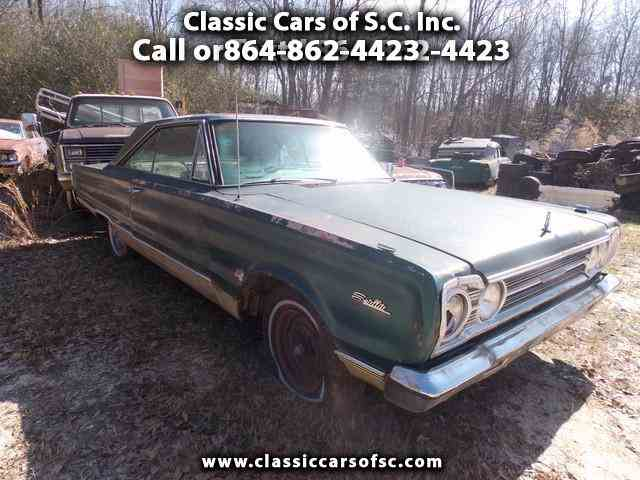 1967 Plymouth Satellite | 888599