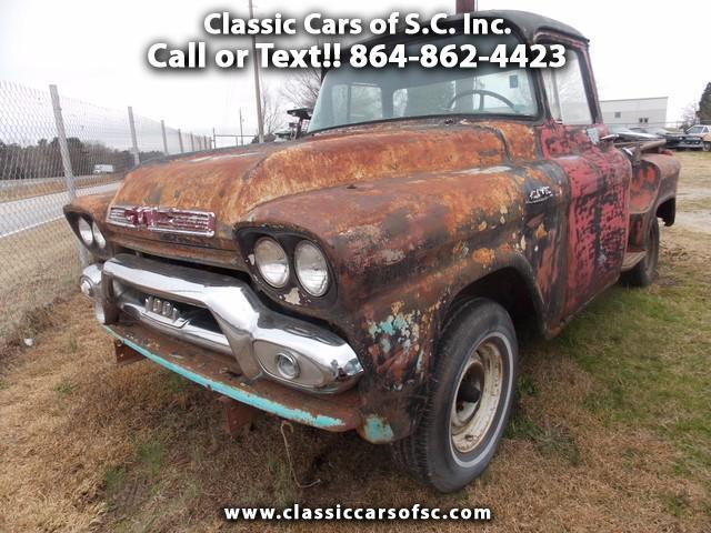1959 GMC 100 | 888600