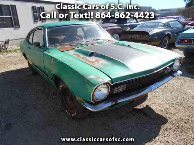 1971 Ford Maverick   888605