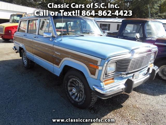 1980 Jeep Wagoneer | 888607