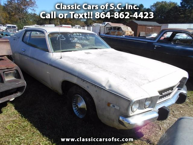 1973 Plymouth Satellite | 888608