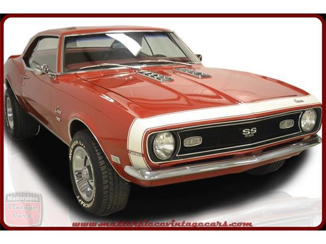 1968 Chevrolet Camaro SS | 880861