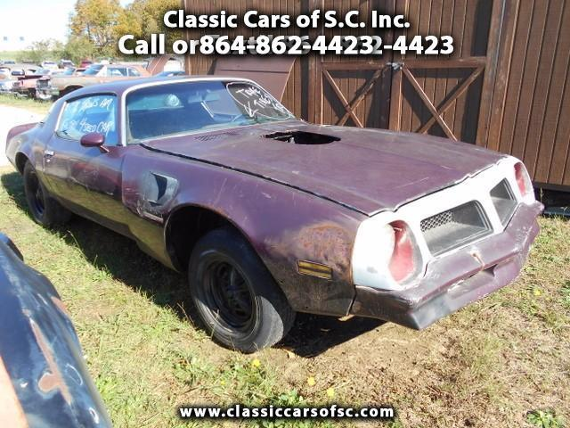 1976 Pontiac Firebird Trans Am | 888612