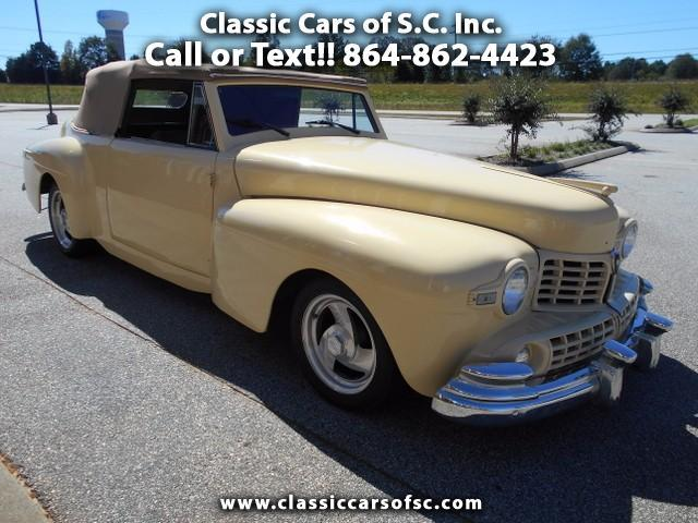 1948 Lincoln Continental | 888616