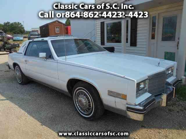 1984 Cadillac Eldorado | 888618