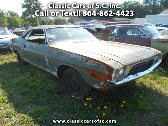 1972 Dodge Challenger | 888630
