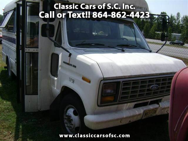 1989 Ford E350 | 888638