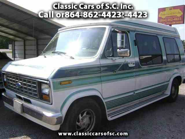 Picture of 1991 E150 located in South Carolina - J1OF