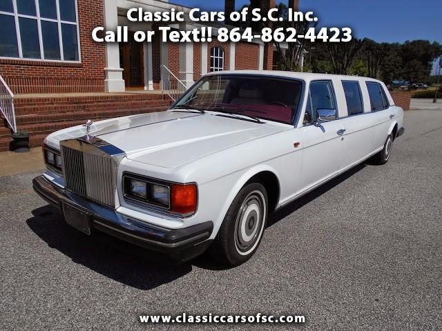 1989 Rolls-Royce Silver Spur | 888640