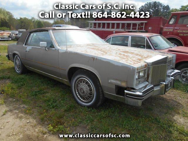 1984 Cadillac Eldorado | 888644
