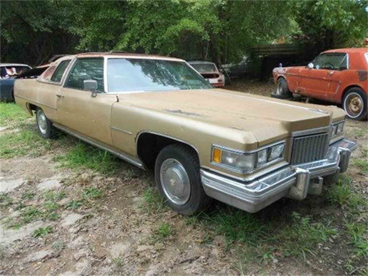 Large Picture of '75 Cadillac DeVille located in South Carolina - $2,500.00 Offered by Classic Cars of South Carolina - J1OU