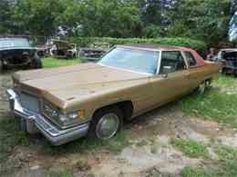 Picture of '75 Cadillac DeVille Offered by Classic Cars of South Carolina - J1OU