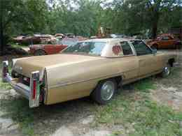 Picture of 1975 Cadillac DeVille located in South Carolina - $2,500.00 - J1OU