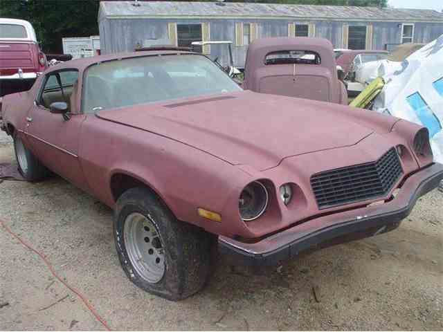 1977 Chevrolet Camaro For Sale On