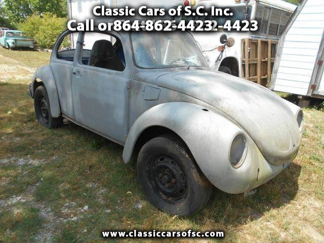 1972 Volkswagen Super Beetle | 888656