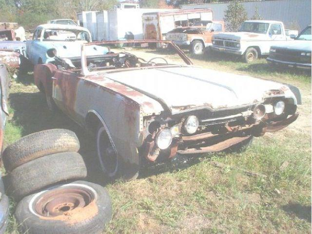 1967 Oldsmobile 442 | 888659