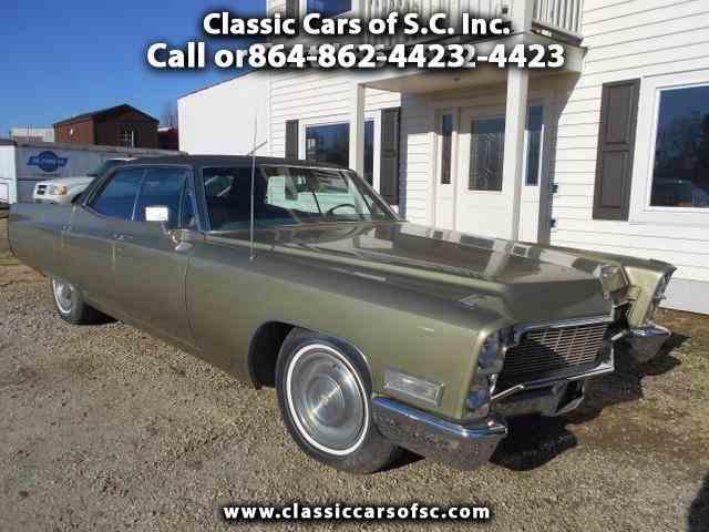 1968 Cadillac DeVille | 888661