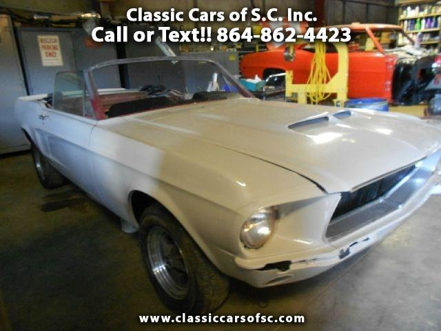 1967 Ford Mustang | 888662