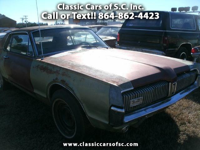 1967 Mercury Cougar | 888663