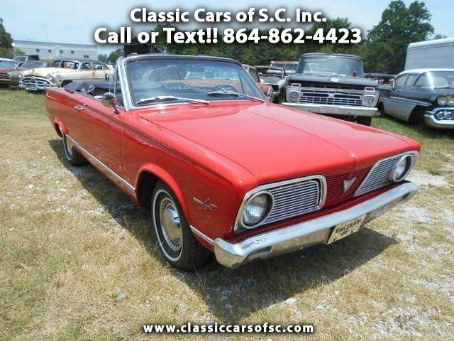 1966 Plymouth Valiant | 888664