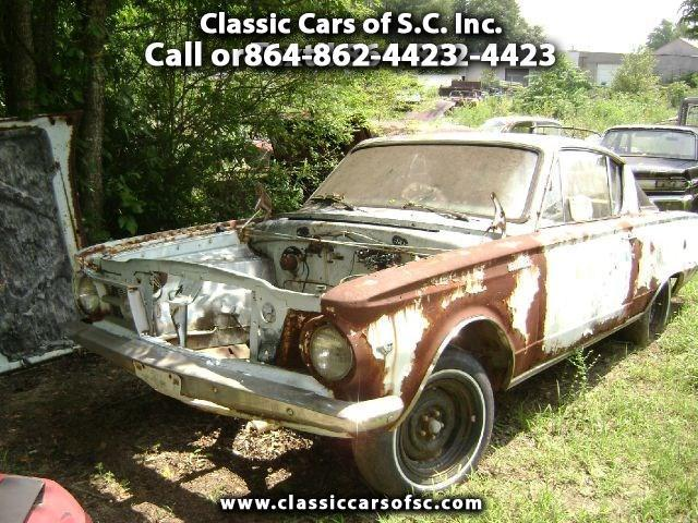 1965 Plymouth Barracuda   888665