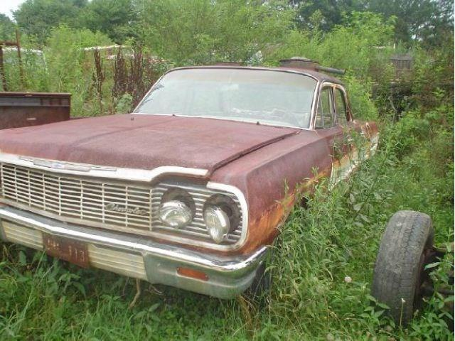 1964 Chevrolet Bel Air | 888676