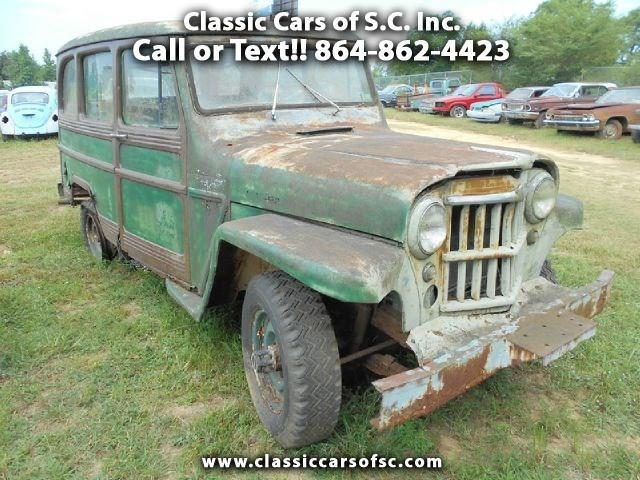 1962 Willys Utility Wagon | 888677