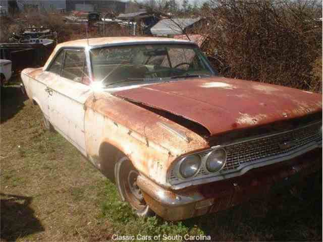 1963 Ford Galaxie 500 | 888678