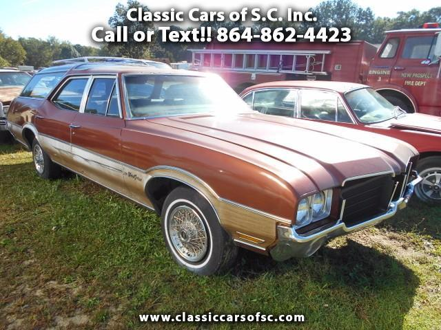 1971 Oldsmobile Cutlass | 888680