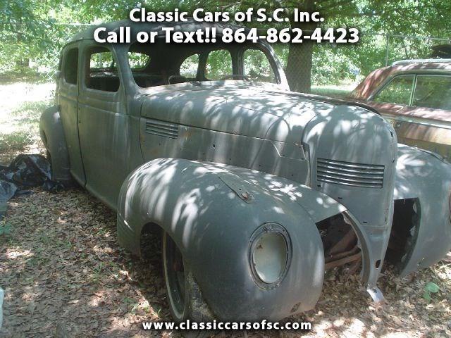 1939 Dodge Sedan | 888683