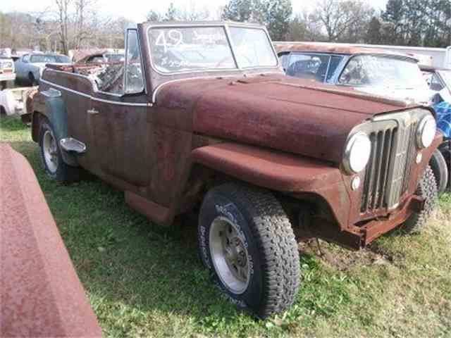 1948 Willys Jeep | 888684