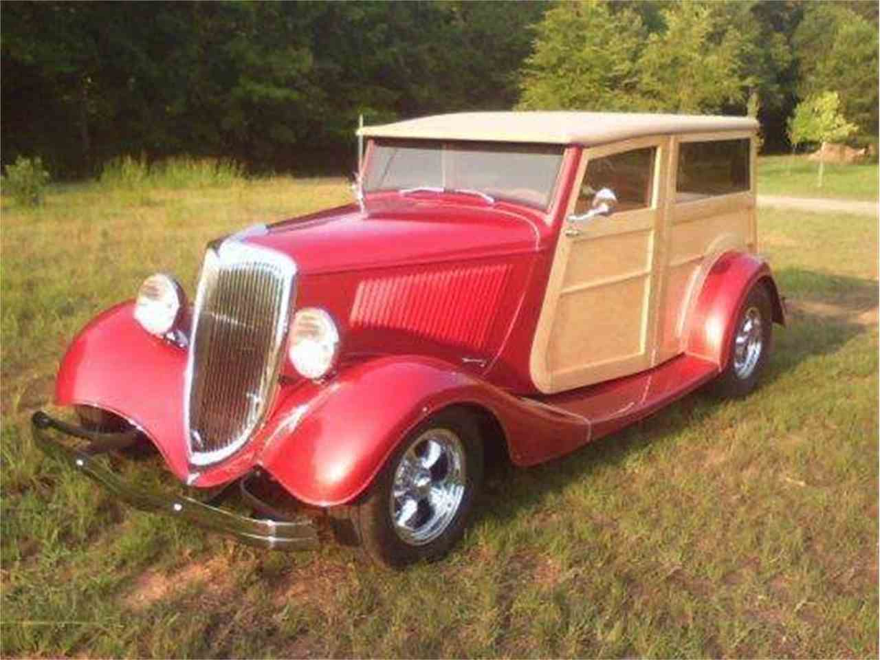 1934 Ford Woody Wagon for Sale - CC-888690