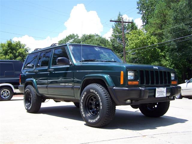 1999 Jeep Cherokee | 888699