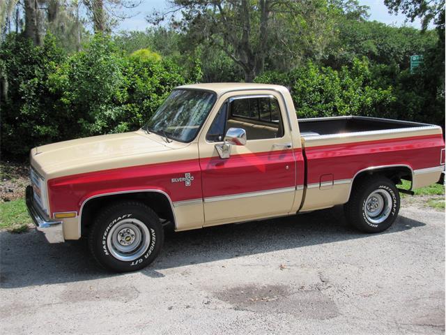 1987 Chevrolet Silverado | 888701