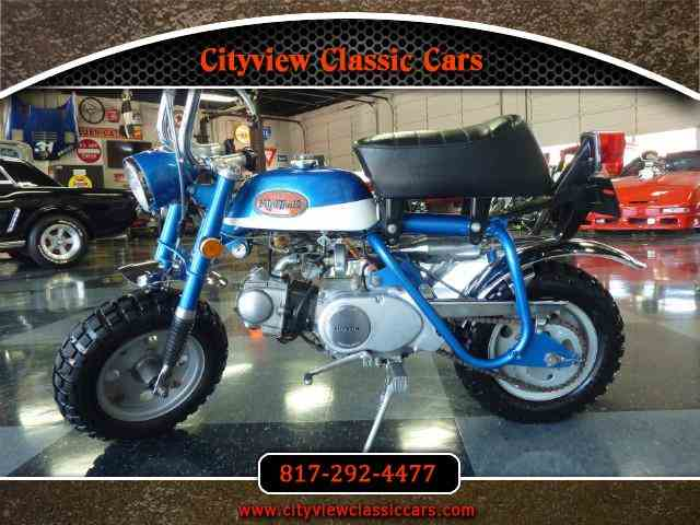 1970 Honda Motorcycle | 888704