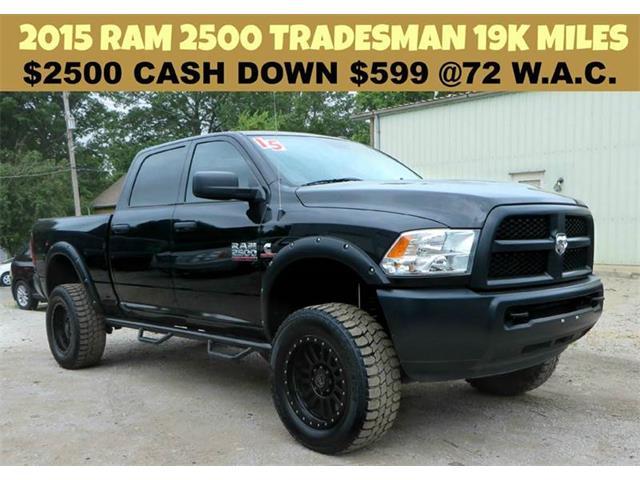 2015 Dodge Ram 2500 | 888713