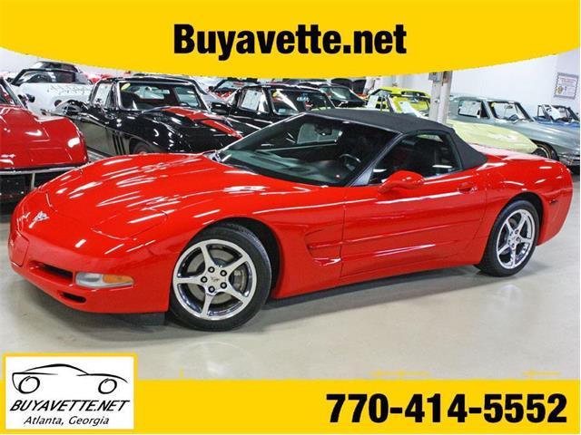 2003 Chevrolet Corvette | 888717