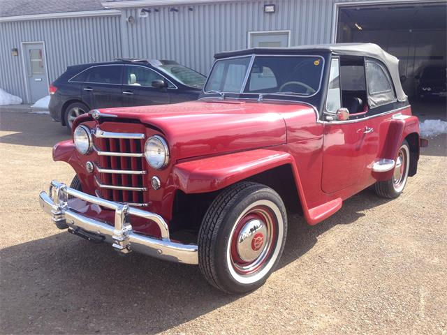 1951 Willys Jeepster | 888722