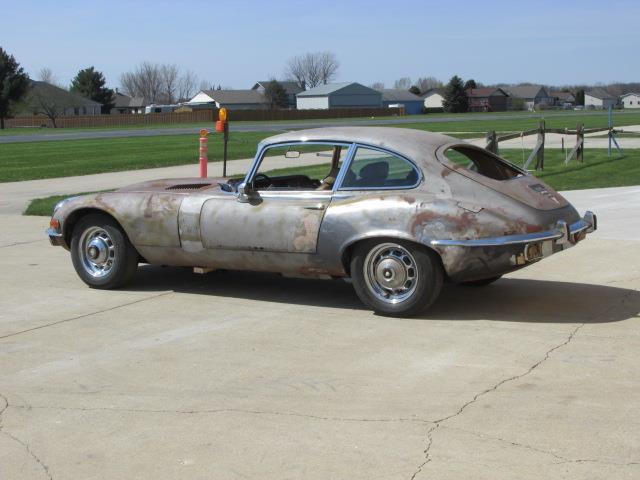 1969 Jaguar SII Coupe | 888727