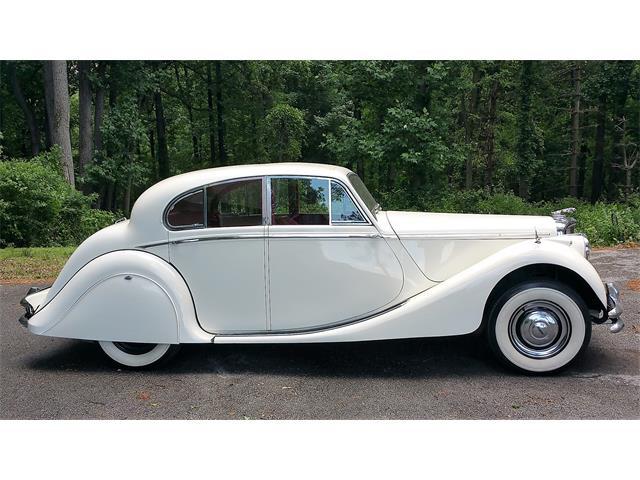 1949 Jaguar Mark V   888733