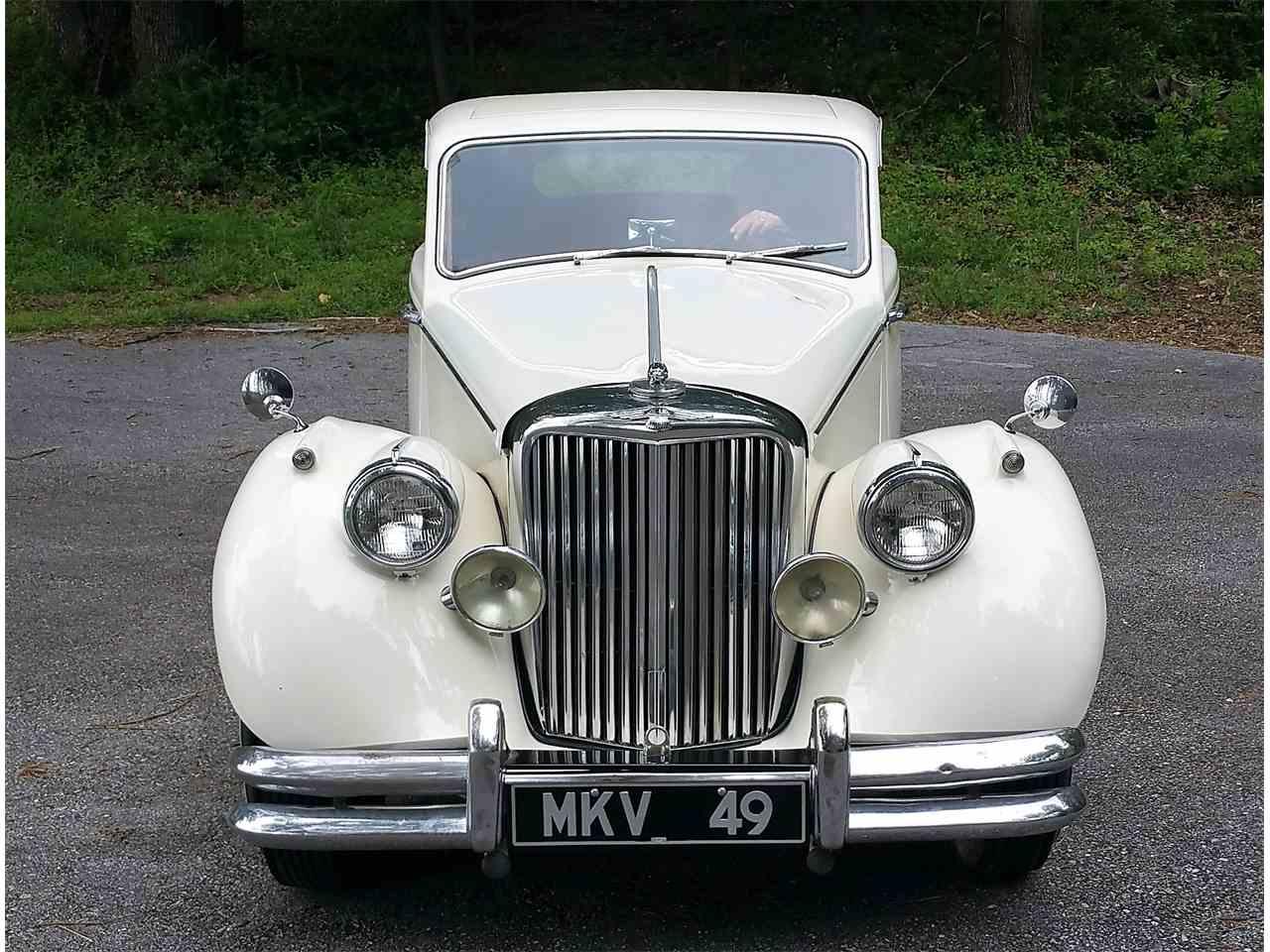 1949 Jaguar Mark V for Sale   ClassicCars.com   CC-888733