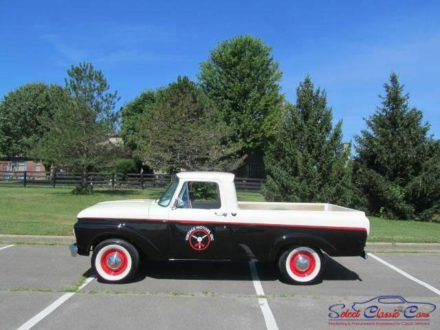 1963 Ford F100 | 888745