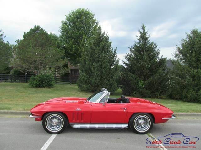 1966 Chevrolet Corvette | 888746