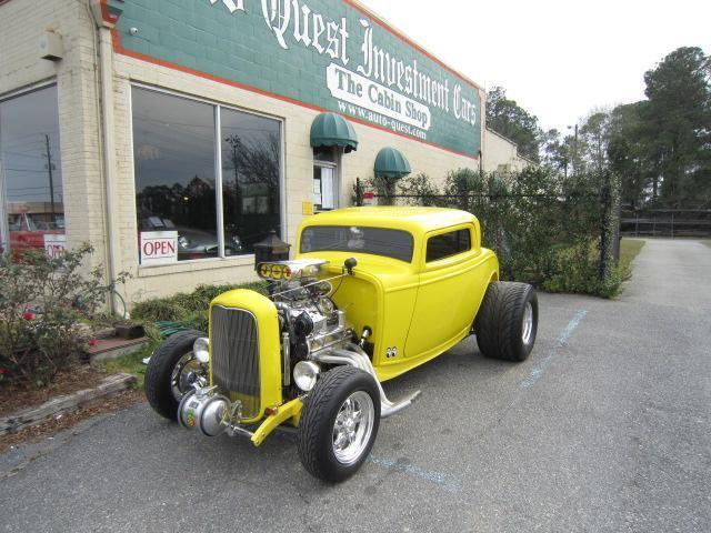 1932 Ford Prostreet 3 Window Coupe | 888749