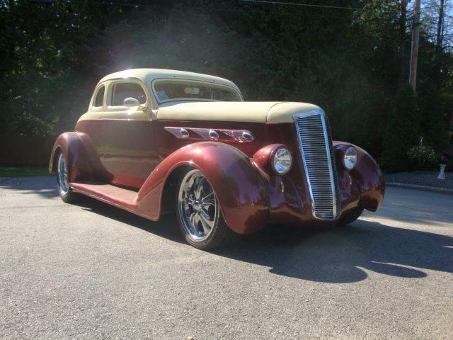 1936 Chrysler Custom | 888753