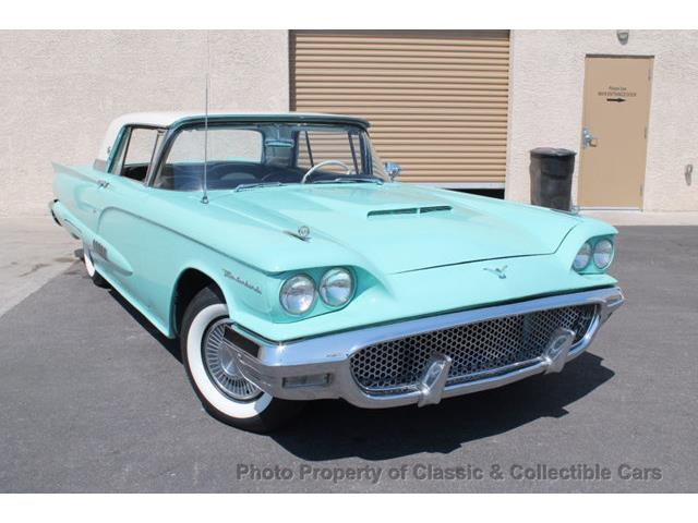 1958 Ford Thunderbird | 888755